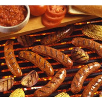 Aidells Mango Sausage, 12 ounces