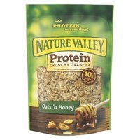 Nature Valley Protein Oats 'n Honey Crunchy Granola 11 oz