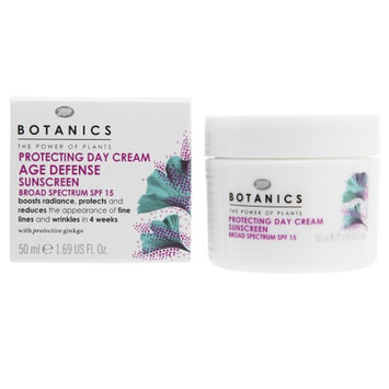Boots Botanics Age Defense Protecting Day Cream