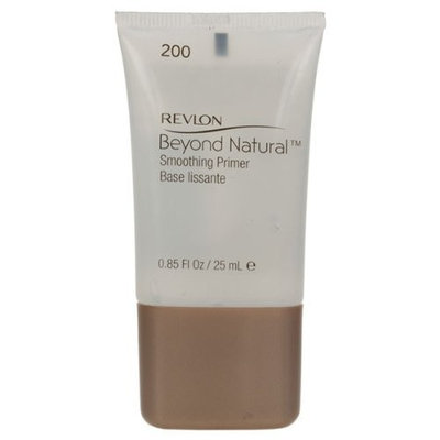 Revlon Beyond Natural Smoothing Primer, Clear, 0.85 Ounce