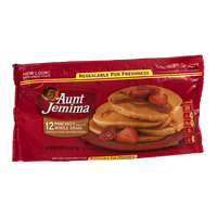 Aunt Jemima Whole Grain Pancakes - 12 CT