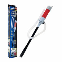 Trademark Tools Battery Operated Liquid Transfer Siphon Pump