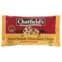 Chatfield's Semi-Sweet Chocolate Chips - 10 oz - Vegan