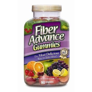 FiberAdvance Gummies, 90 Count