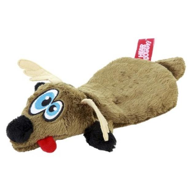 Hear Doggy! Hear Doggy Deer Chew Toy - Brown
