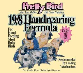 Pretty Bird 19/8 Handrearing Bird Formula