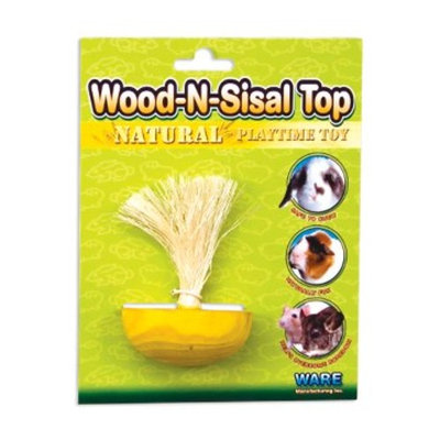 Ware Manufacturing Wood-N-Sisal Top