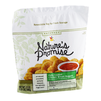 Nature's Promise Chicken Breast Nuggets