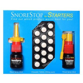 SnoreStop Starter Kit, 1 set