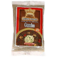 Louisiana Purchase Gumbo Mix, 3.5-Ounce (Pack of 6)