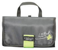 CAMILLUS 90387 First Aid Kit, Portable, Black, Fabric