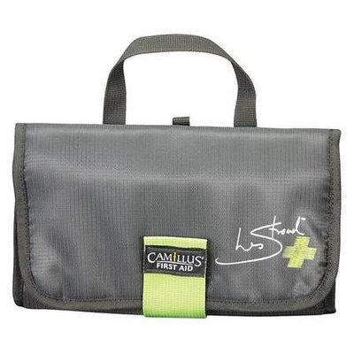 CAMILLUS 90387 First Aid Kit, Portable, Black, Fabric