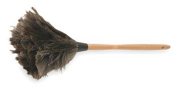 TOUGH GUY 1MYG5 Duster,21 In, Feather