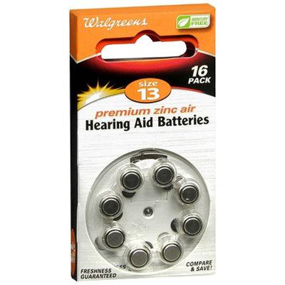 Walgreens Hearing Aid Batteries