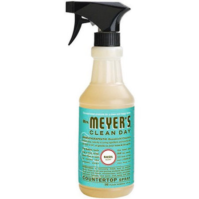 Mrs. Meyer's Clean Day Basil Countertop Spray