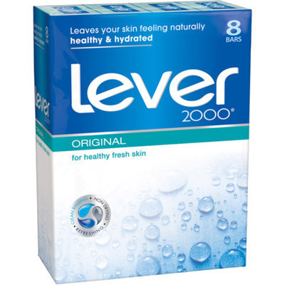 Lever 2000 Perfectly Fresh Refreshing Bar Soap 8 PackPerfectly Fresh Original