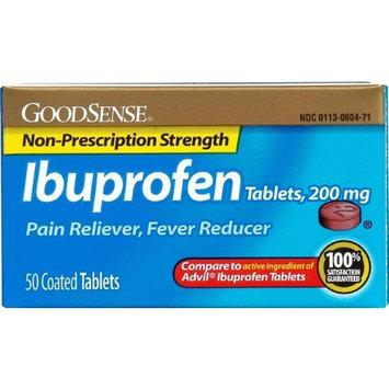 Good Sense Ibuprofen Tablets 200 Mg