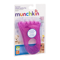 Munchkin Fun Ice Chewy Teether Toy 0+ Months