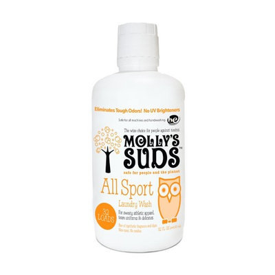 Molly's Suds All Sport Natural Laundry Soap