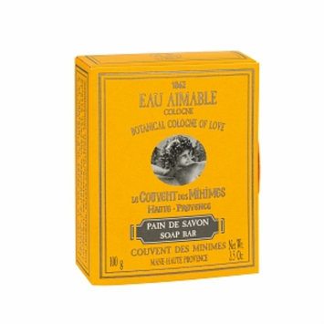 Le Couvent des Minimes Botanical Cologne of Love Soap Bar, 3.5 oz