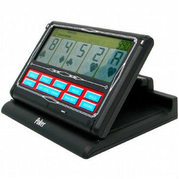 Trademark Poker Portable Video Poker Touch-Screen 7 in 1 - Black & White