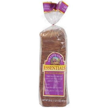 Grant's Farm Essentials Special Recipe White Bread, 20 oz