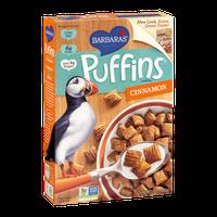 Barbara's Puffins Cereal Cinnamon