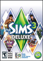 Electronic Arts The Sims 3 Deluxe Edition (Win/Mac)