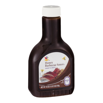 Ahold Honey Barbecue Sauce Sweet & Zesty