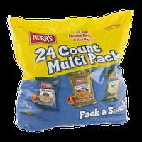 Herr's Snack Pack Multi Pack - 24 CT