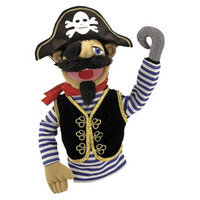 Melissa and Doug Pirate Puppet ages 3+