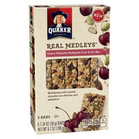 Quaker® Real Medleys Cherry Pistachio Multigrain Fruit & Nut Bar