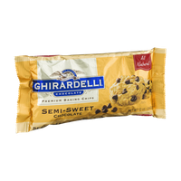 Ghirardelli Chocolate Premium Baking Chips Semi-Sweet Chocolate