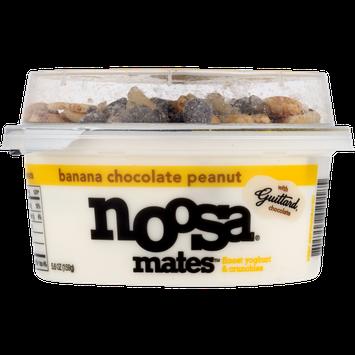 Noosa® Mates™ Bananarama Banana Chocolate Peanut Yoghurt