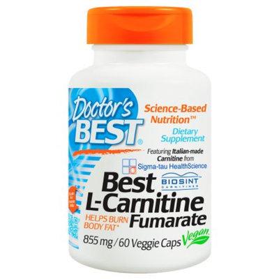 Doctor's Best L-Carnitine Fumarate