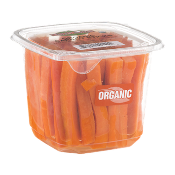 Urban Roots Organic Carrot Sticks