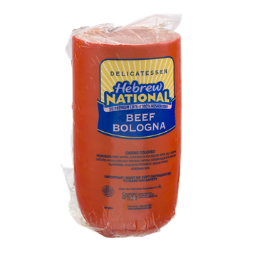 Hebrew National Beef Bologna