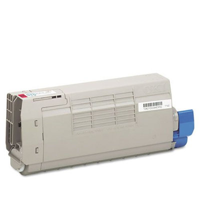 Oki Magenta Toner Cartridge for C710 Series Printers