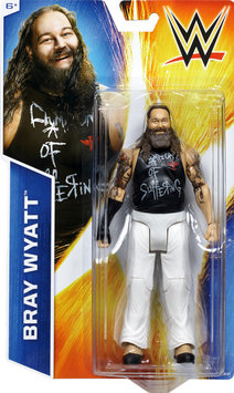 Mfg Id For Dot.com Items Bray Wyatt - WWE Signature Series 2014 Toy Wrestling Action Figure