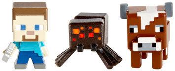 Recaro North Minecraft Mini Figures 3 Pack