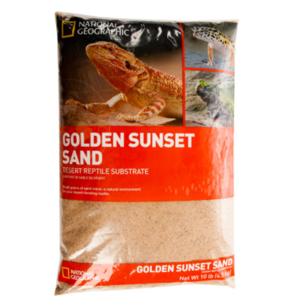 National GeographicTM Sunset Reptile Sand