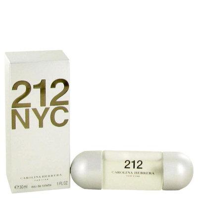 212 by Carolina Herrera Eau DeToilette Spray 1 oz