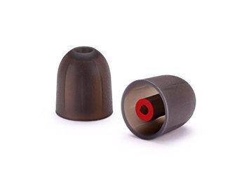 Ingram Micro Inc. Westone - Star Silicone Ear Tips - Gray/red