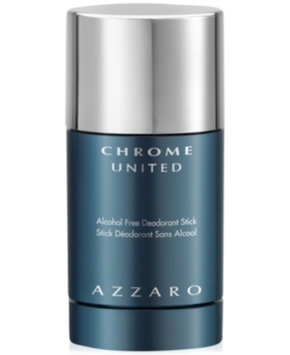 Chrome United by Azzaro Deodorant Stick, 2.7 oz