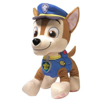 Nickelodeon, Paw Patrol - Real Talking Chase Plush