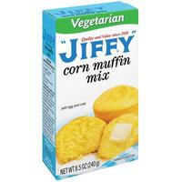 Jiffy Vegetarian Corn Muffin Mix - 8.5 OZ Box - Pack of 3