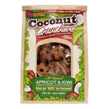 K9 Granola Factory Coconut Crunchers - Apricot & Kiwi - 14 oz.