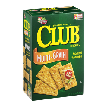 Keebler Club Crackers Multi-Grain