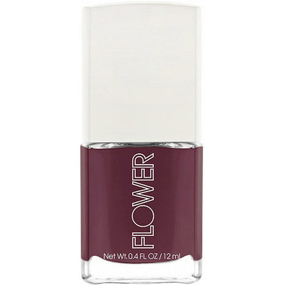 FLOWER Beauty Nail'd It Nail Lacquer, Berry Begonia, 0.4 fl oz