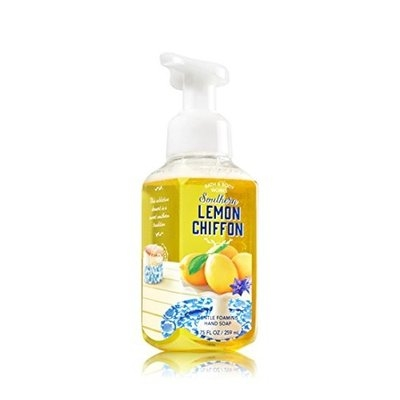 Bath & Body Works Anti-bacterial Gentle Foaming Hand Soap Southern Lemon Chiffon 8.75oz